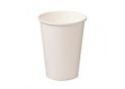 12oz Single Wall Cup - White